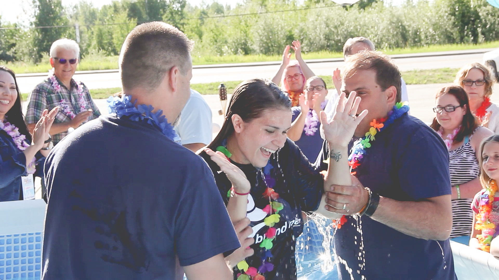 BAPTISM | PLUNGE PARTY -