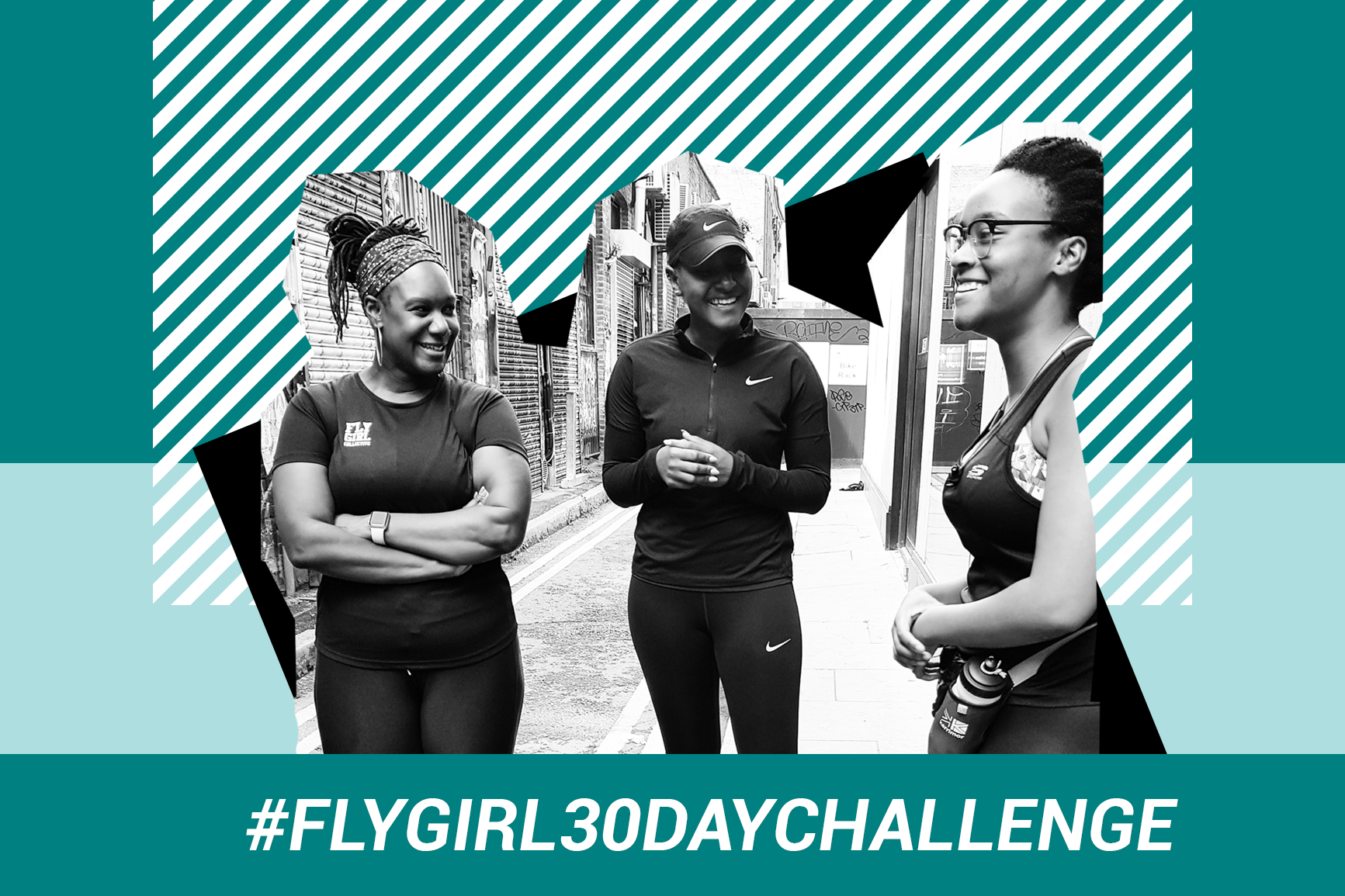 Fly Girl Collective 30 Day Challenge