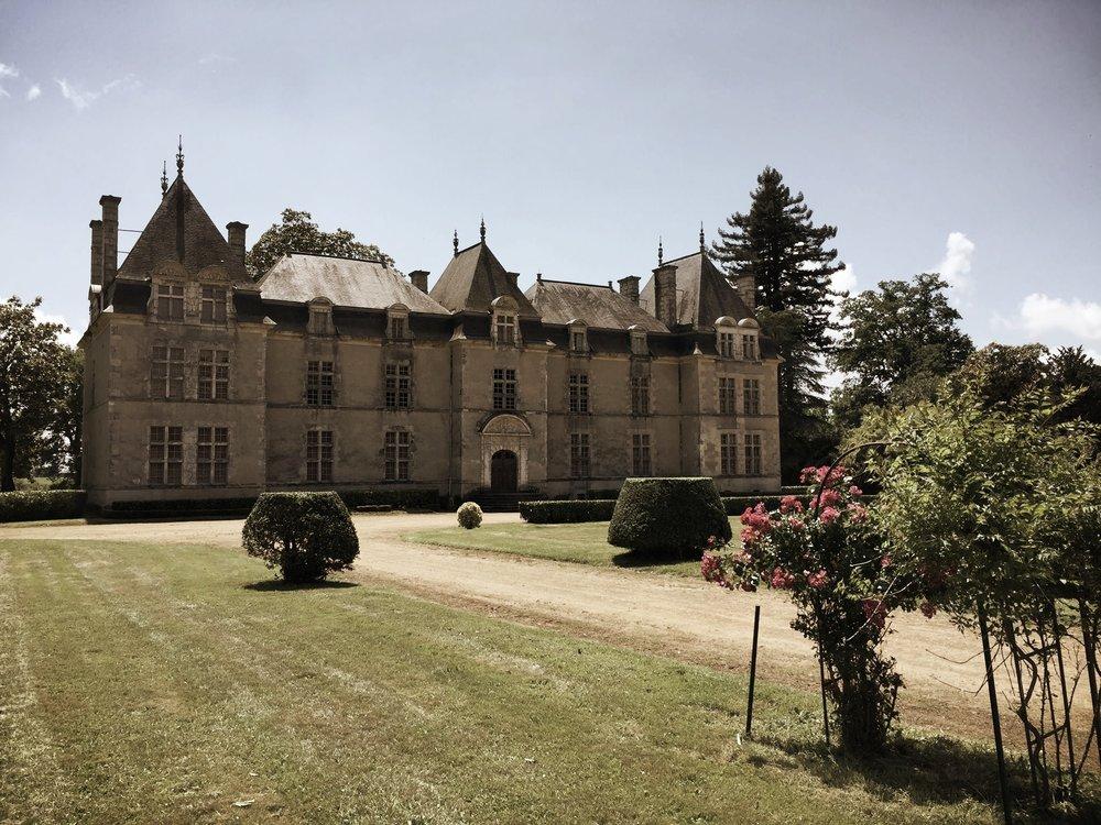 Le Château de Ravignan -