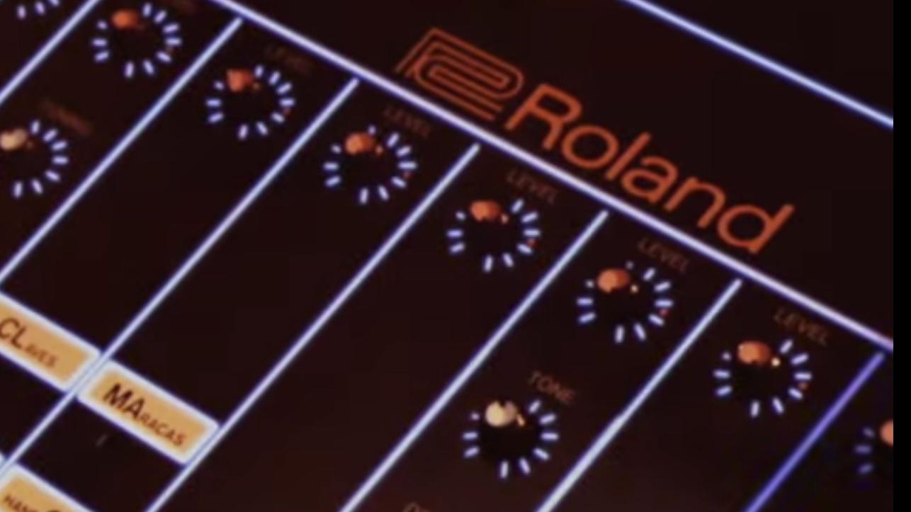 "ROLAND 808 ""Original Advert"""