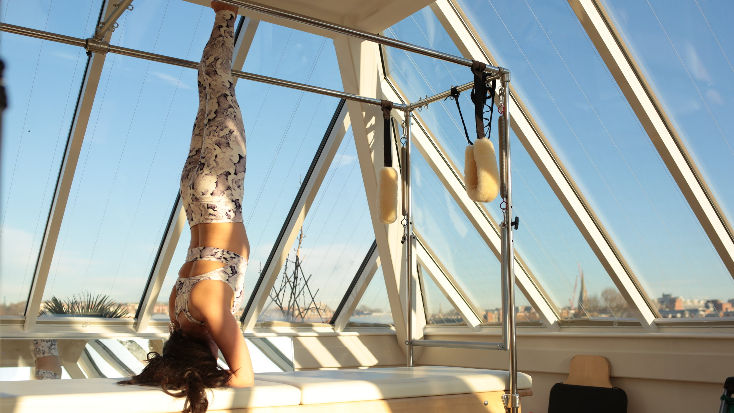 Pilates In the Clouds : 2018