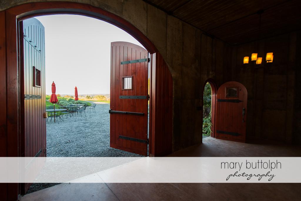 Anyela's Vineyard Wedding
