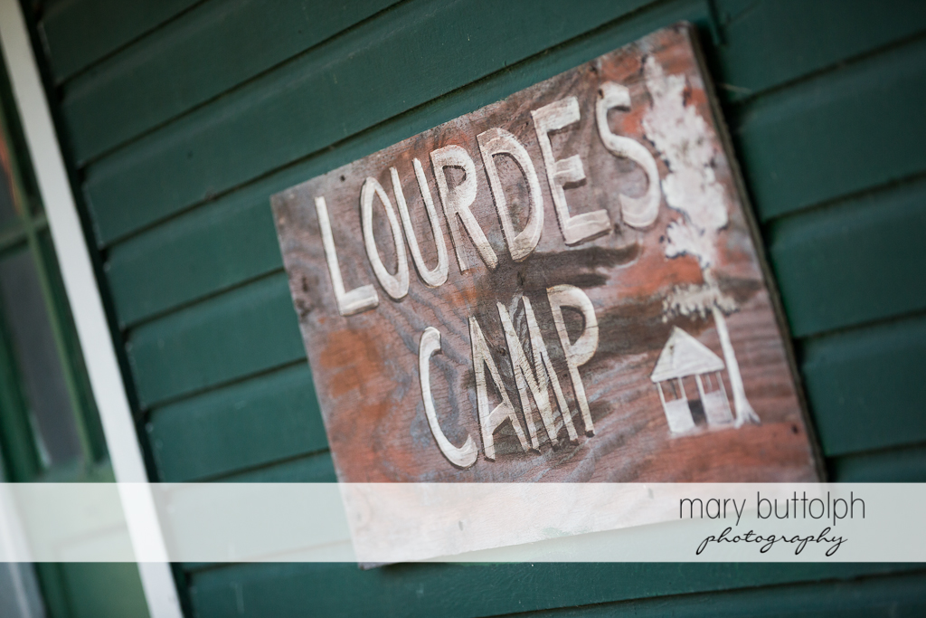 Lourdes Camp Wedding