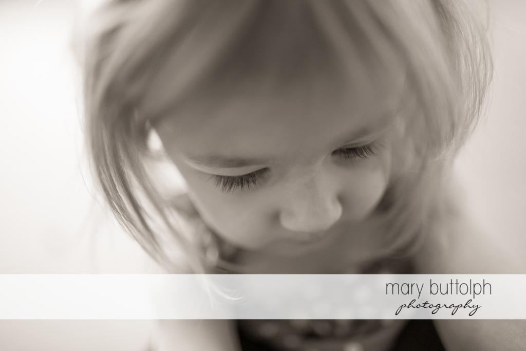 Girl in a close up shot at Skaneateles