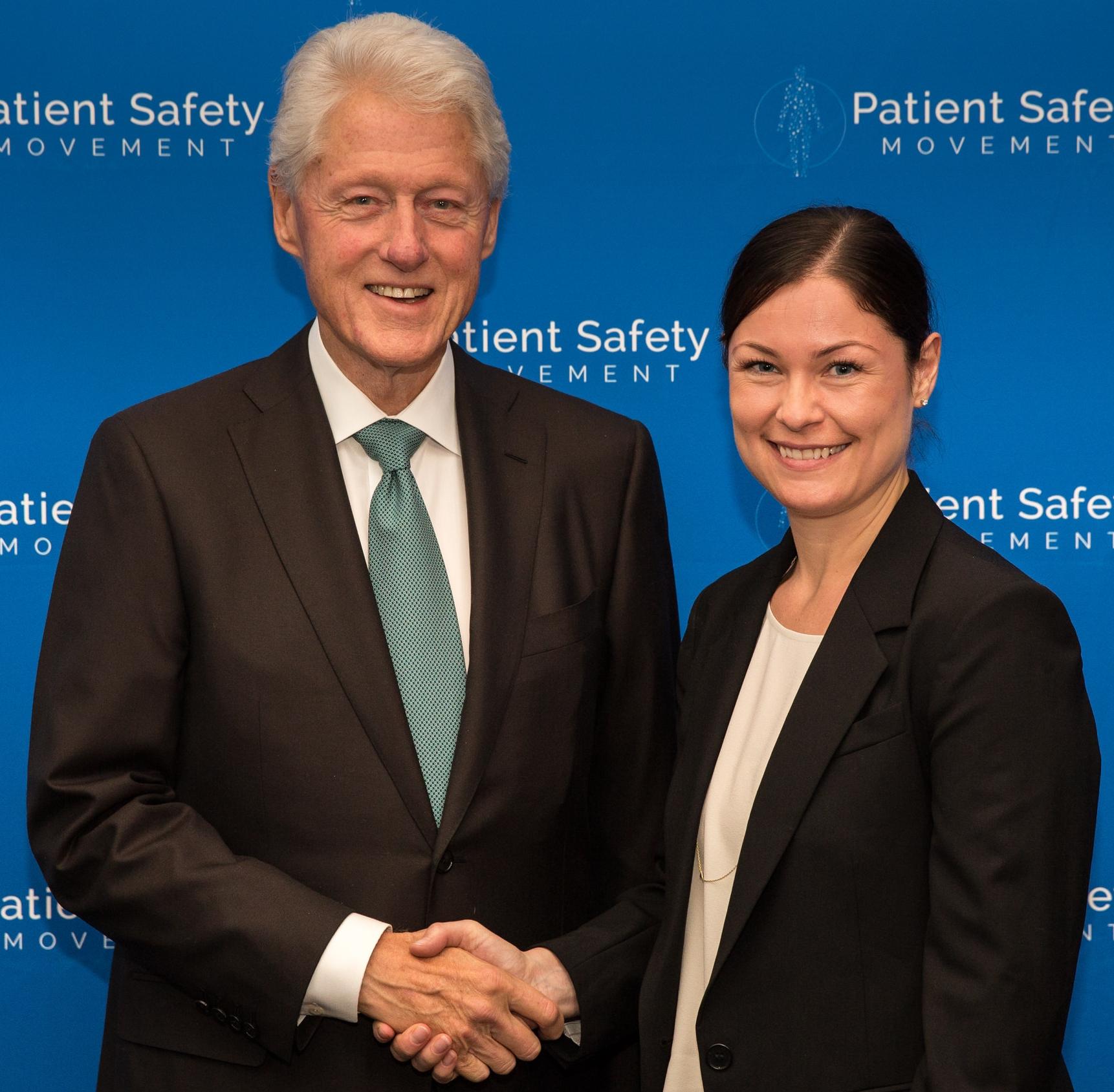 Kristen Terlizzi Bill Clinton.jpg