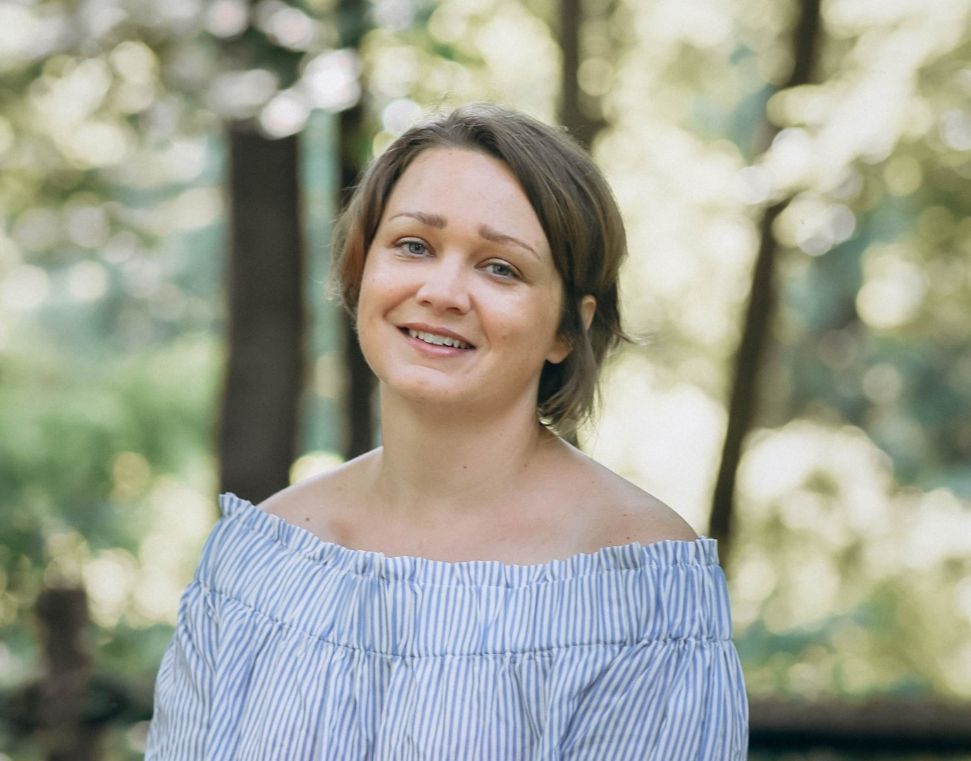 Megan Moody (Photo Credit: Faces of Postpartum)