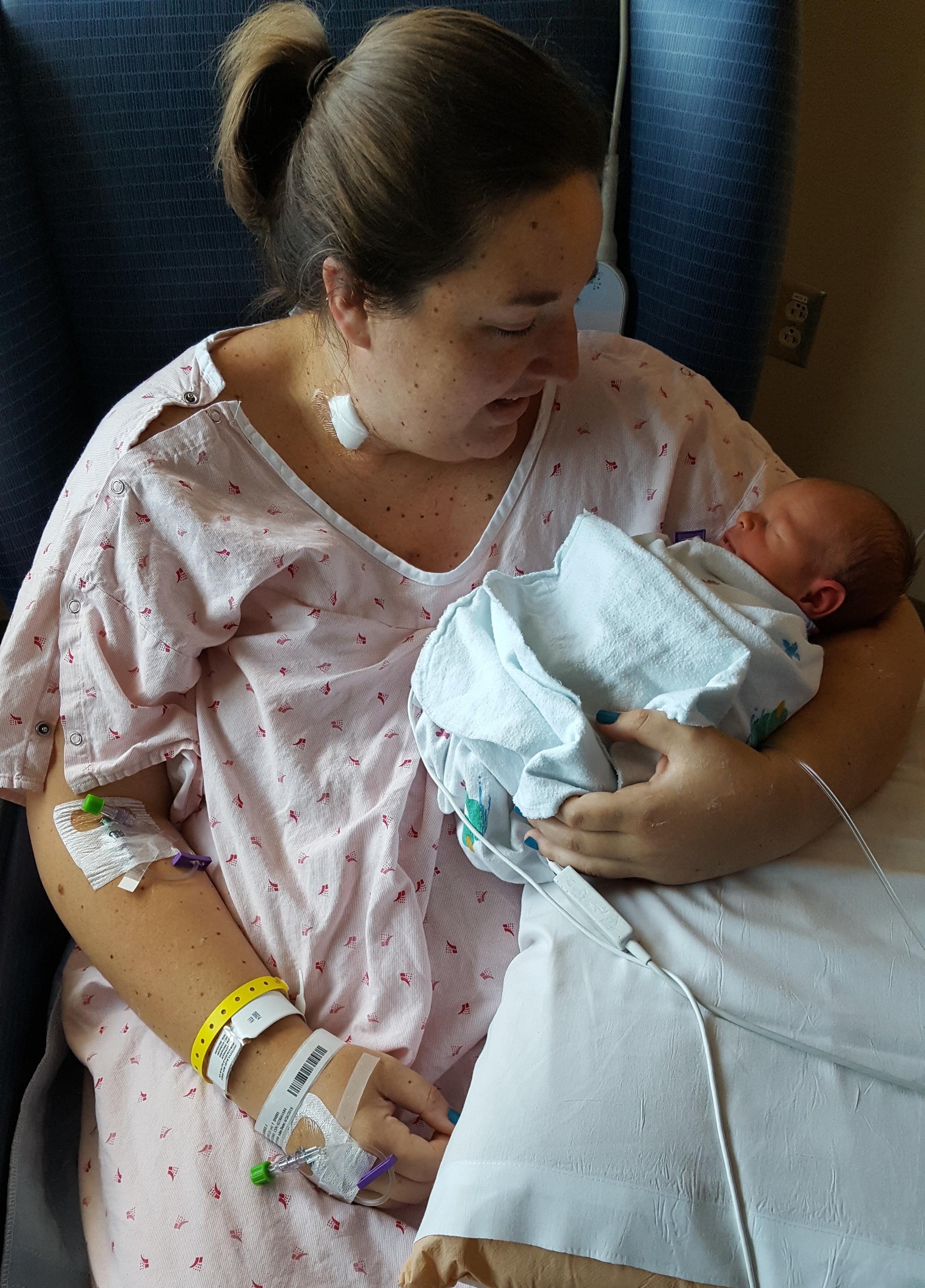 Placenta Accreta Patient Story Joree Novotny 2