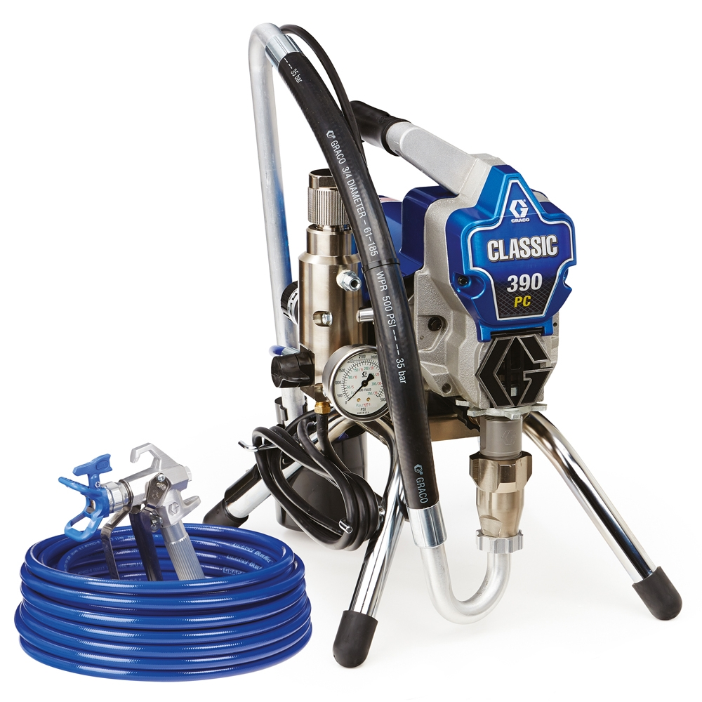 Graco Airless Sprayer