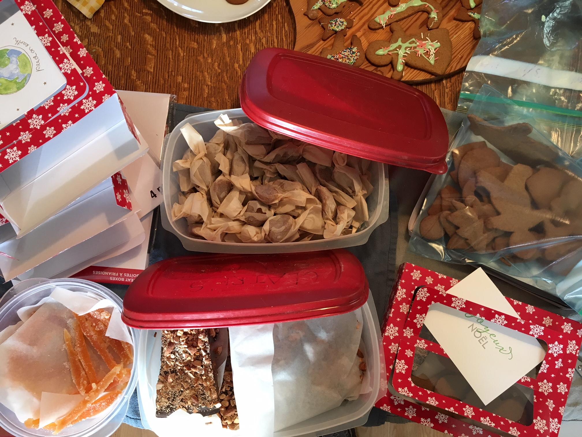 Gifts aplenty