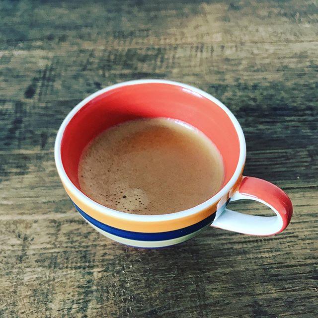 This espresso got ego 🤨 ☕️ #coffeefolk #rise #espressoblend  #handroastedcoffee #specialitycoffee #blackcoffee #coffeewithswag #shropshirecoffee #shrewsbury #plasticfree #wakeupcall