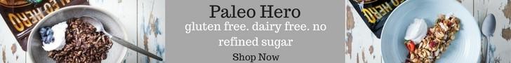 Paleo Hero  is my food source