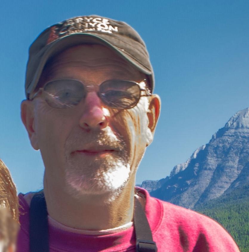 Vic Prislipsky   Instructor, Field Trips,