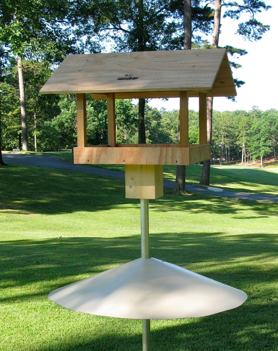 Platform bird feeder available from our  store
