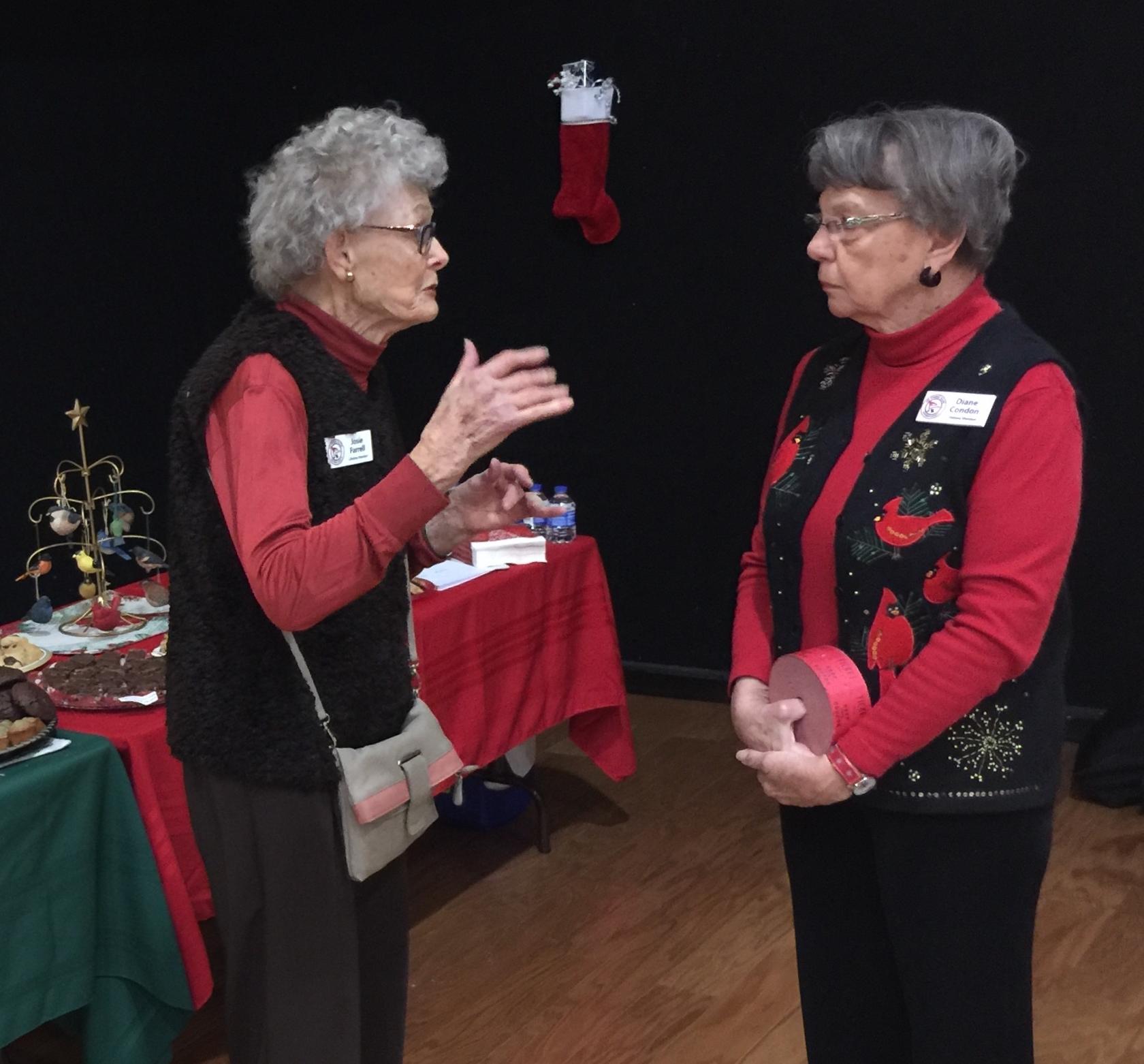 Josie Farrell & Diane Condon