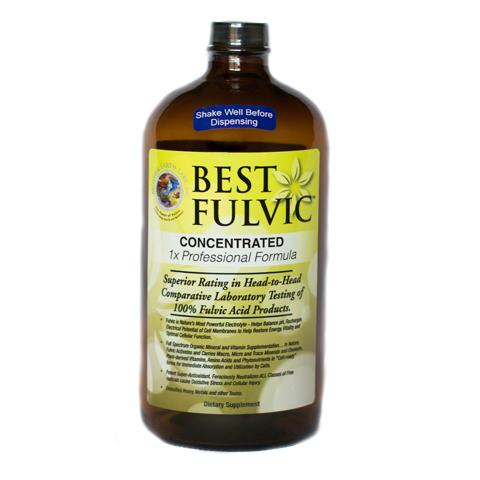 Best Fulvic Isolate