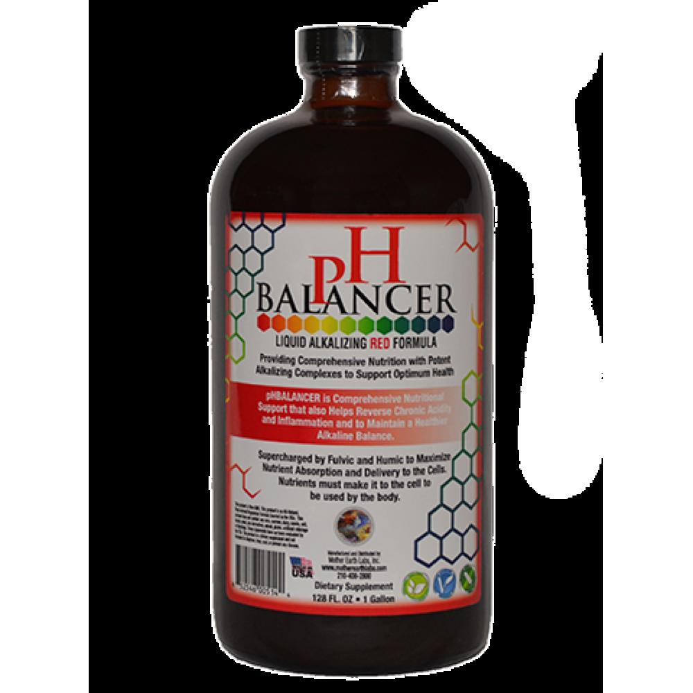 pH Balancer Alkalizing Red Formula