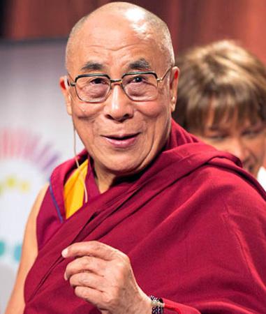 Dalai Lama -