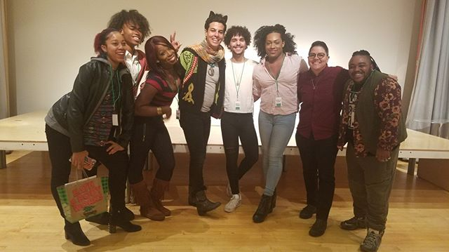 You don't hate Mondays, you hate Capitalism!! Still we totally understand if you need a pick-me-up on this summer Monday. Check out the beautiful smiles of our people in this throwback from our screening of THE CORE, at the New School. Watch it here: bit.ly/watchTHECORE