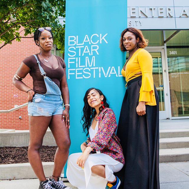 Some cute photos from @blackstarfest screening #ellaforpromqueen back in June