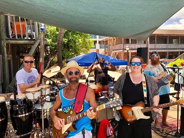Awesome time at Waldo's today! #jamsforjason #nezfest #waldos #verobeach #souljam #fl