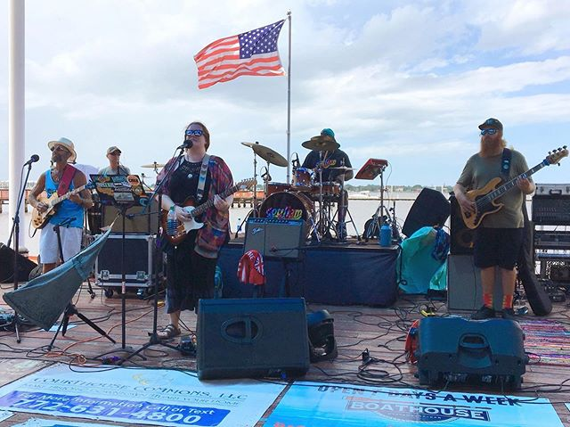We had a blast at Rock'n Riverwalk on Sunday! #souljam #rocknriverwalk #stuartfl