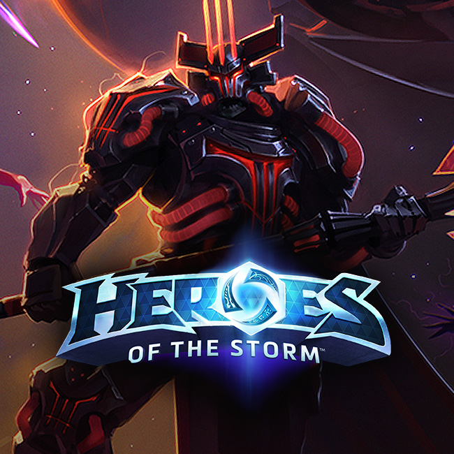 Heroes of the Storm - UI  /  UX  /  Game Design