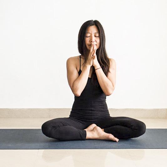 Trine Mee Sook - Yin Yoga underviser