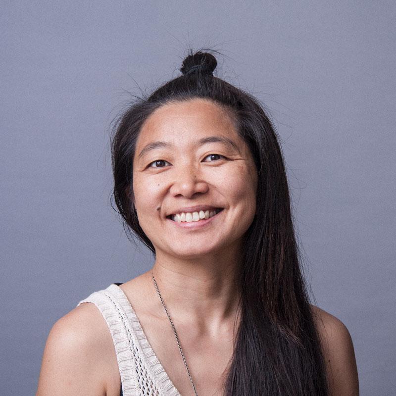 Trine Mee Sook     - Yin yoga massør & yogalærer