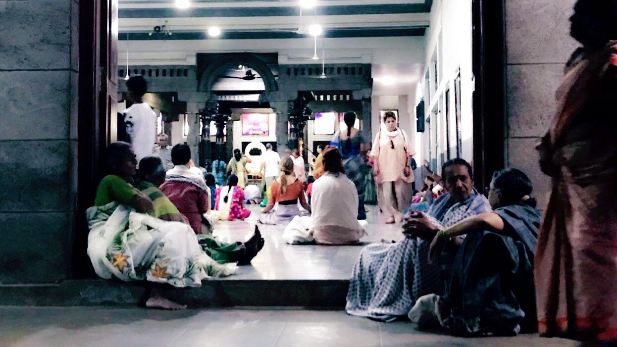 Ramana-meditation