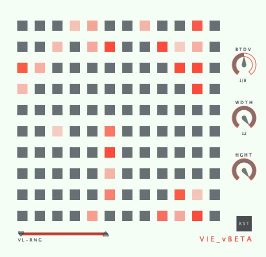 vie: an automata sequencer in VST package