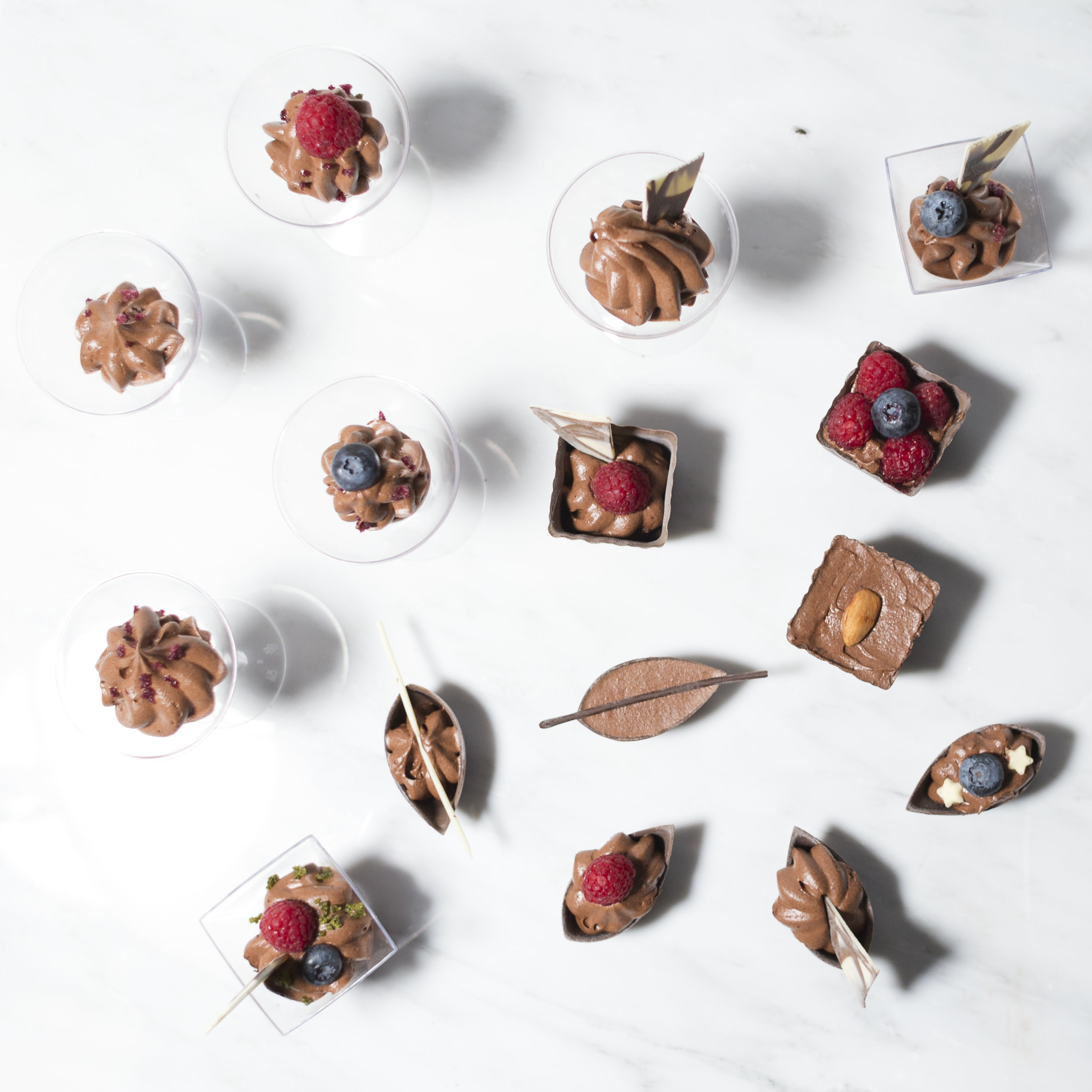 Petite Arts is a service that provides customized, healthy dessert boxes in NYC. -