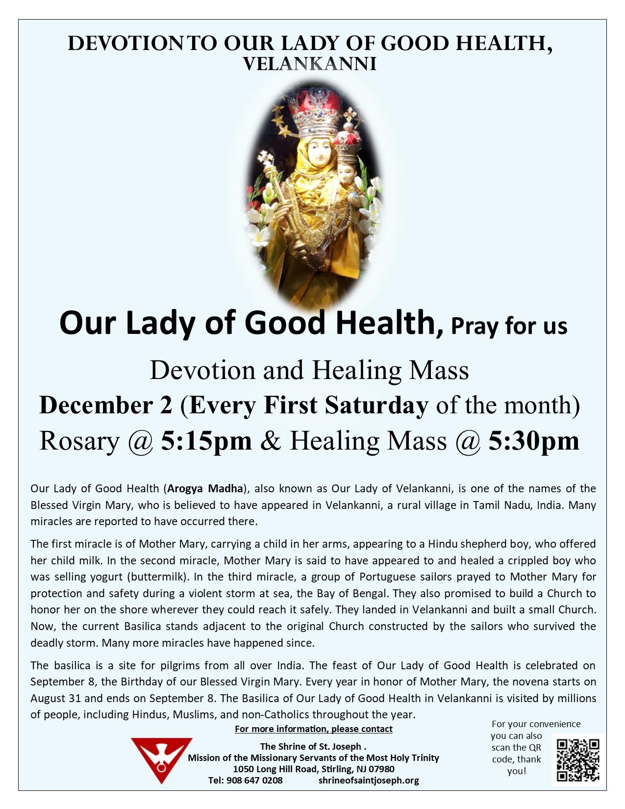 December 2 Our Lady of Good        Health (1).jpg