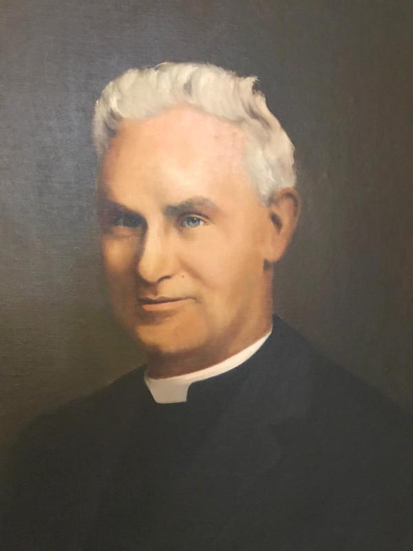 Fr. Thomas Augustine Judge, C.M.