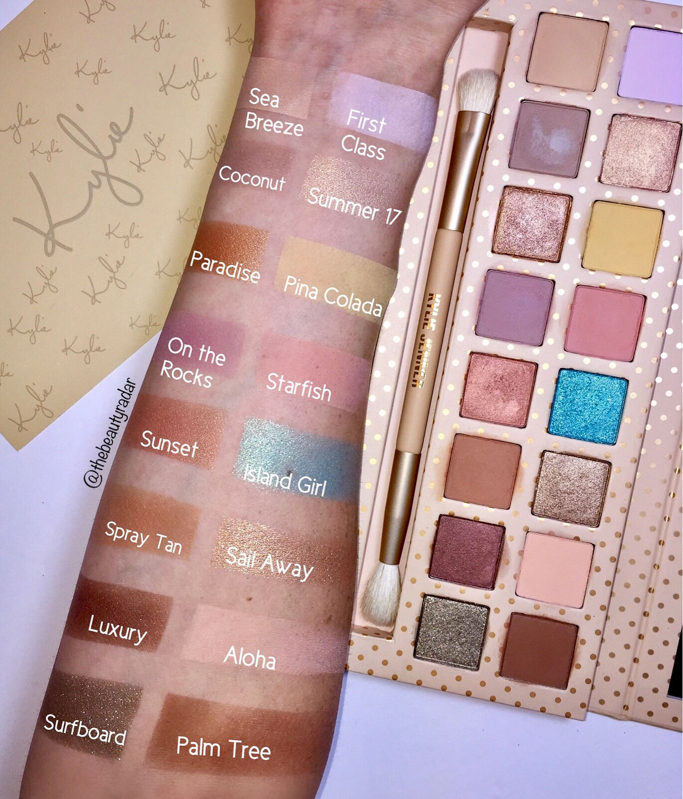 Kylie Holiday Eyeshadow Palette by Kylie Cosmetics #12