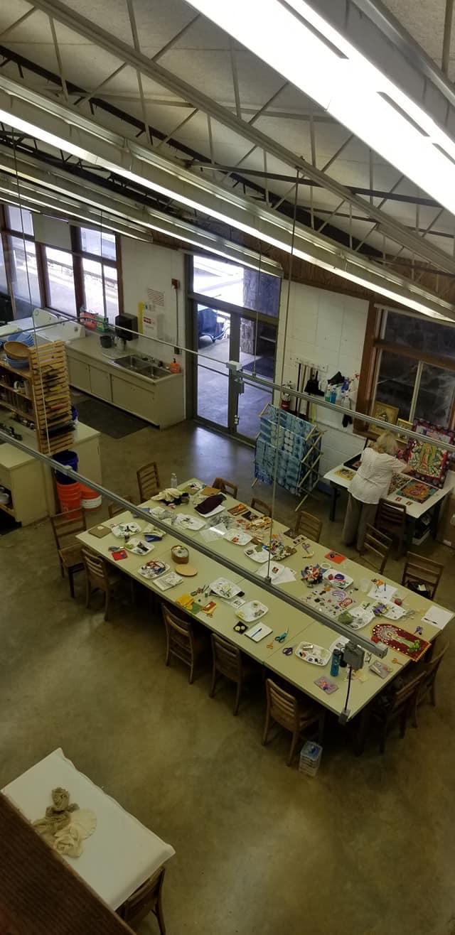 arrowmont textile studio