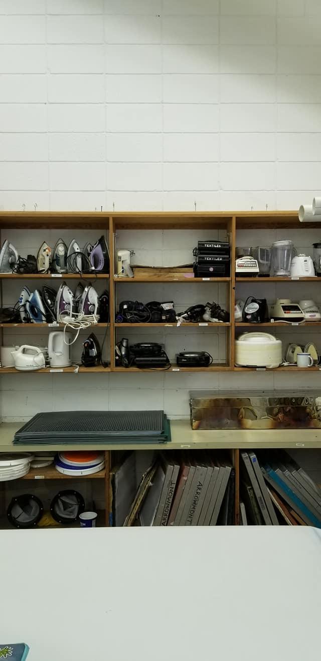 arrowmont textile studios