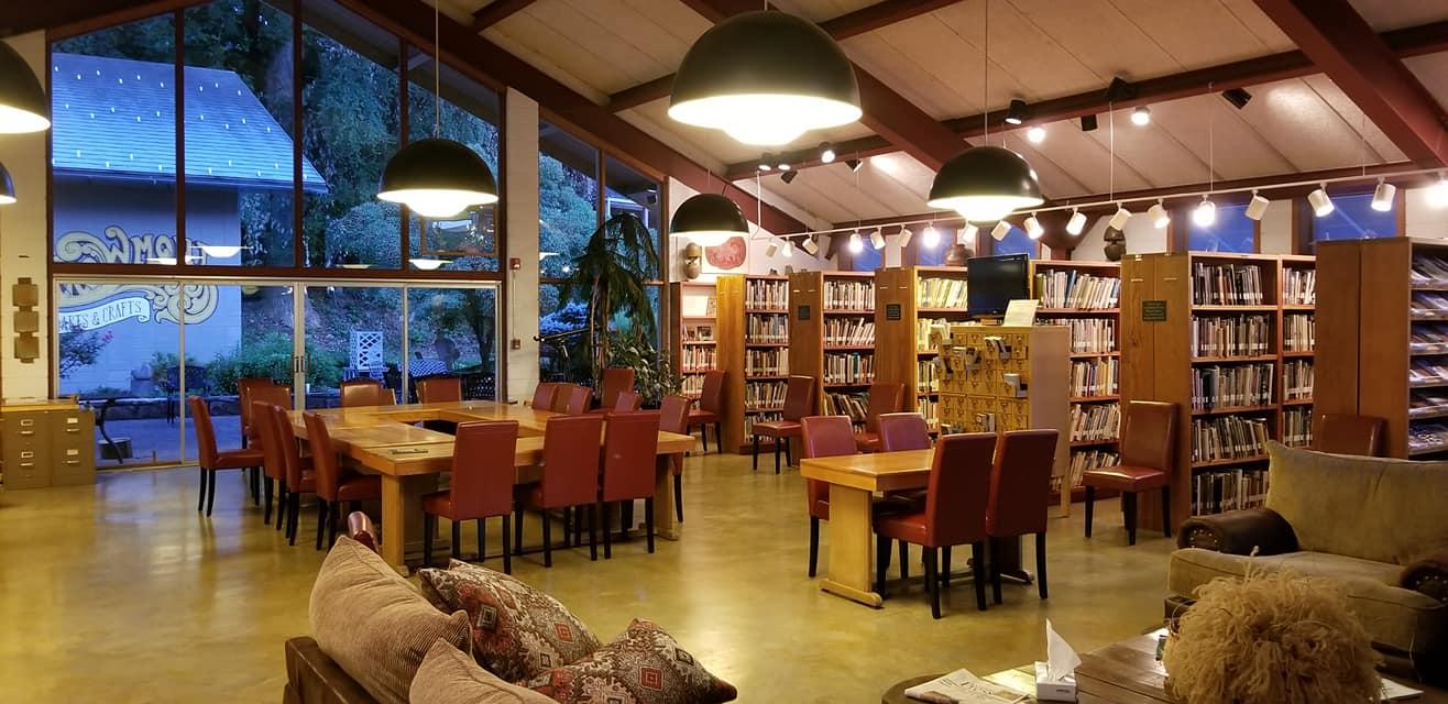 arrowmont library