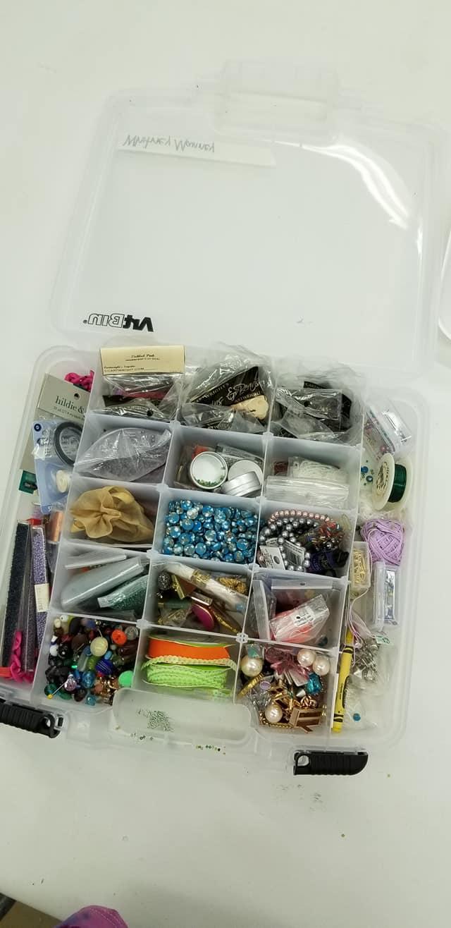 My carefully organized ArtBin