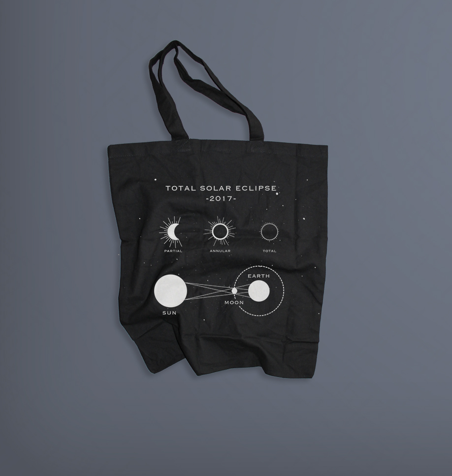 2017 Totality Tote- SIDE A