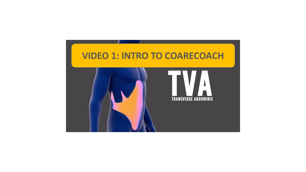 Video 1: CoreCoach Introduction
