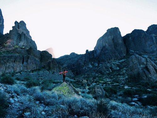 Flat Iron Hike - Superstitions, AZ