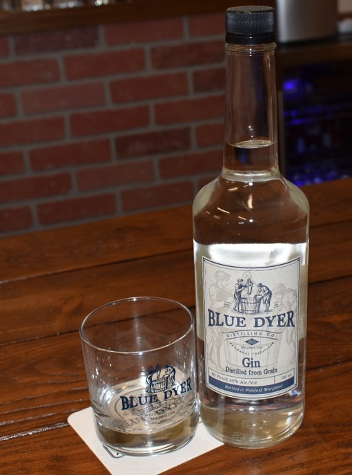 BlueDyer Distilling Co. Gin Distilled from Grain is a balanced Juniper and Citrus approach to a classic martini Gin. Our gin is crafted to be enjoyed neat, in your favorite gin based cocktail, and responsibly. Cheers!! -
