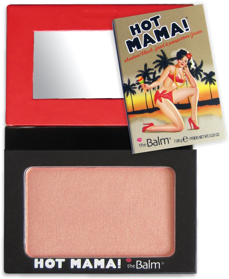 theBalm Hot Mama!
