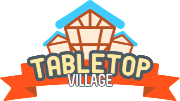 Tabletop Village