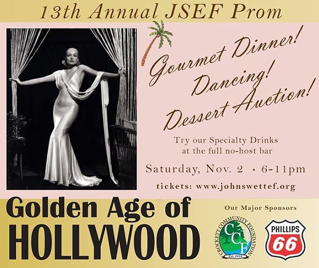 Hello, Guys and Dolls! Tickets are on sale now! (Link in our bio)  #jsef #danceparty #education #dinnerparty #fullbar #crockettca #rodeoca #portcosta #silentauction #ginjoint #goldenage #oldhollywood