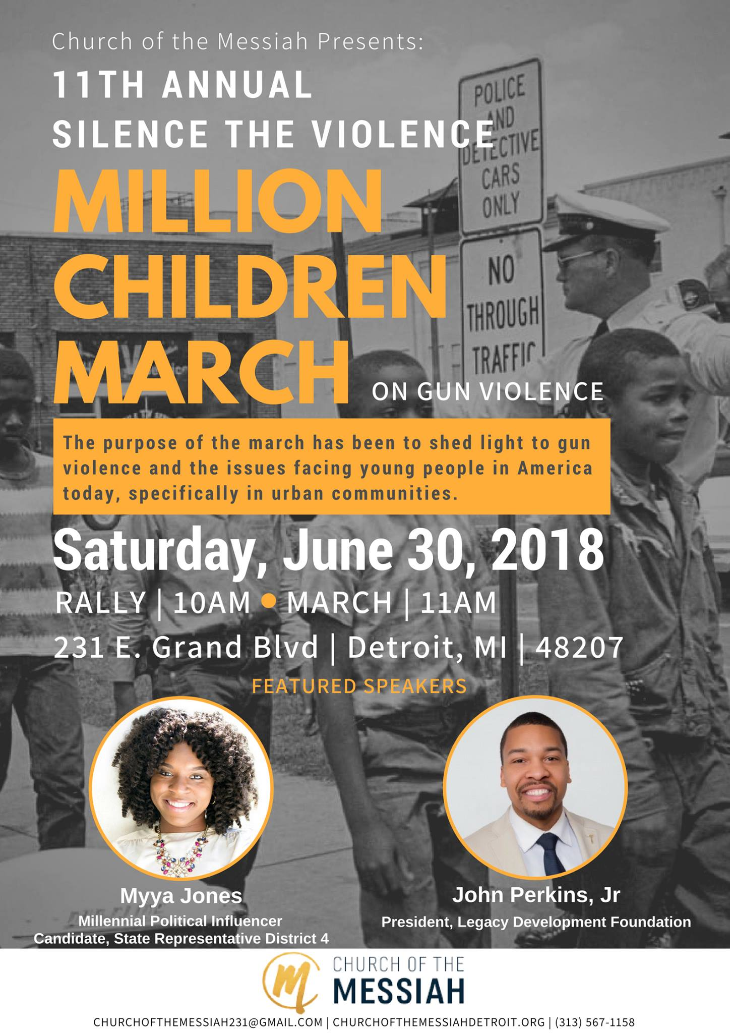 Flyer - Silence the Violence March.jpg