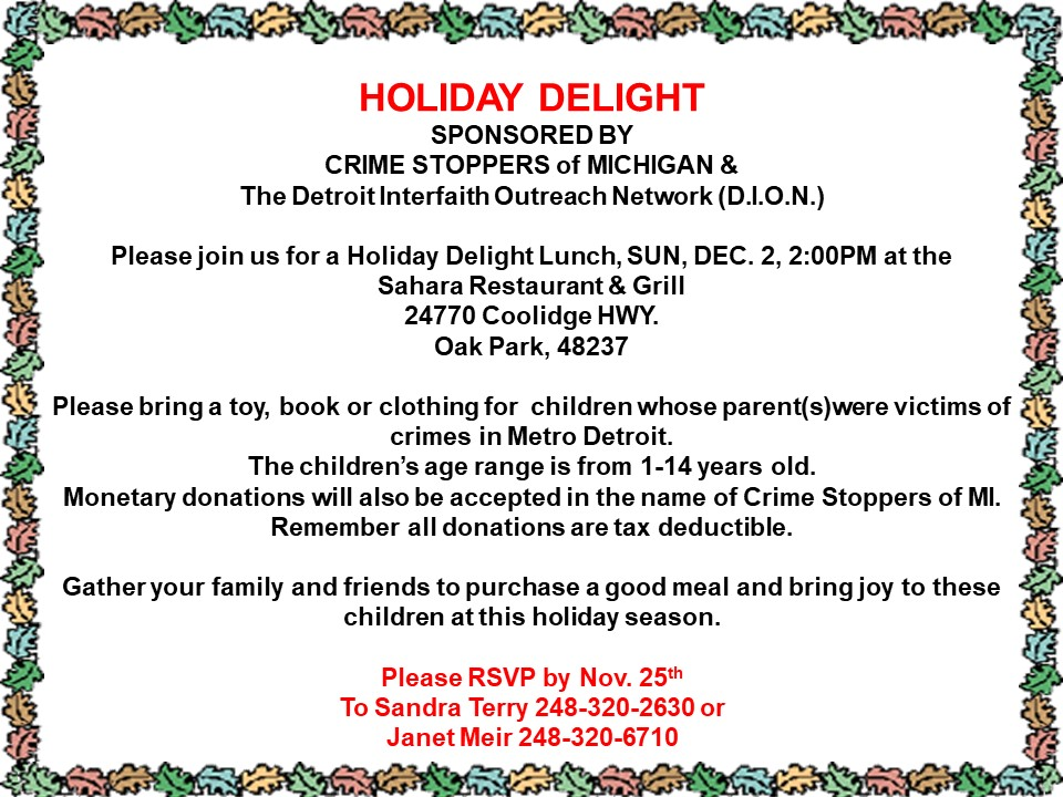 CrimeStoppers and DION Holiday Delight Luncheon.jpg