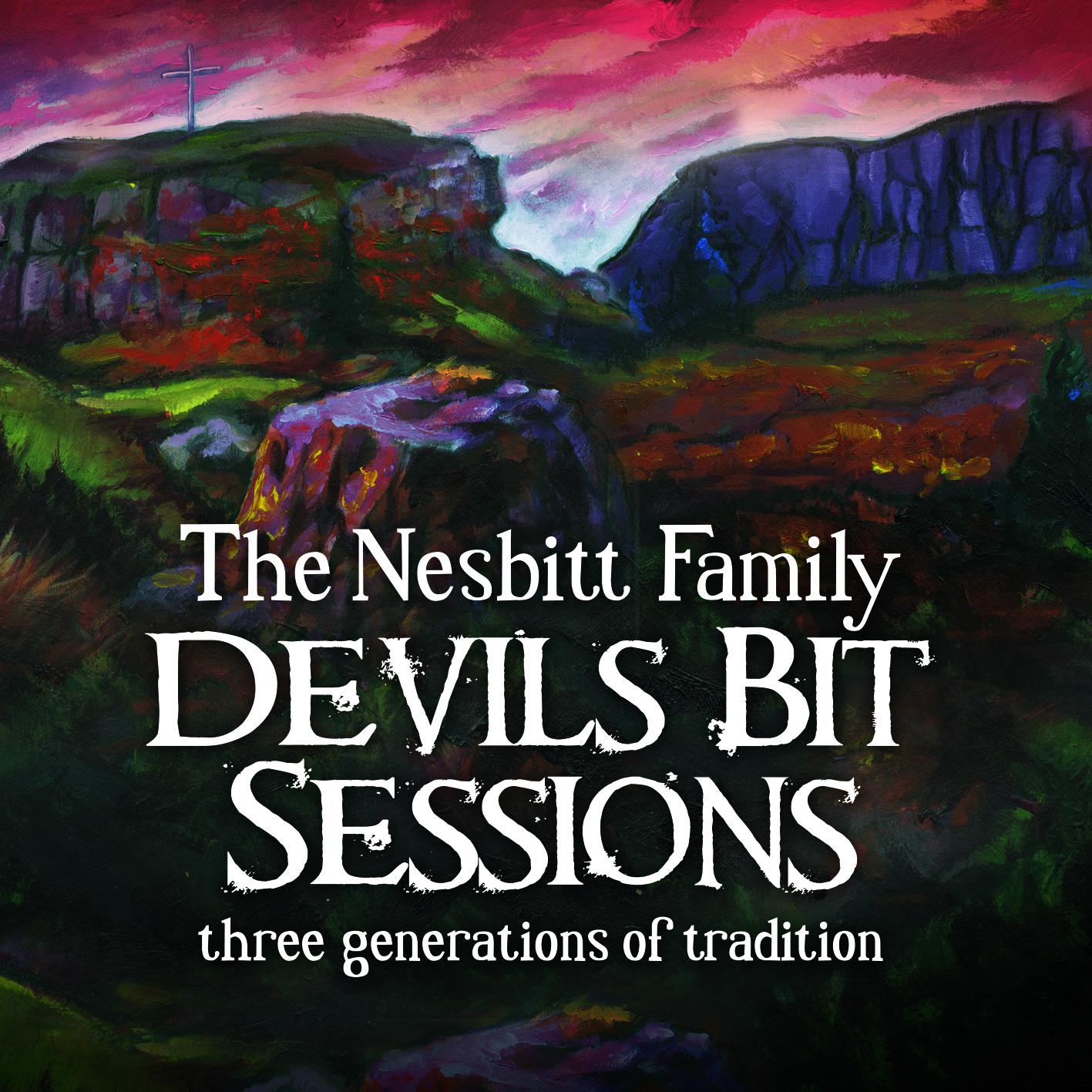 The Nesbitt Family - Devils Bit Sessions