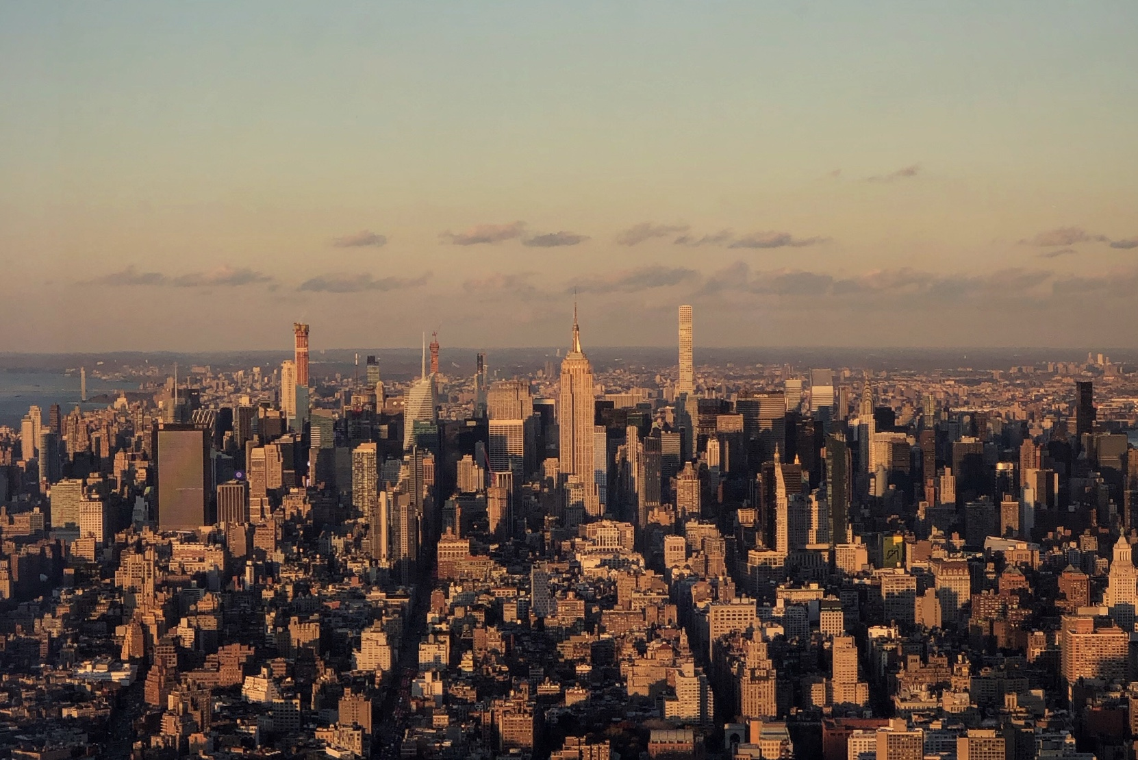 Oh, New York… - It's not me, it's you.