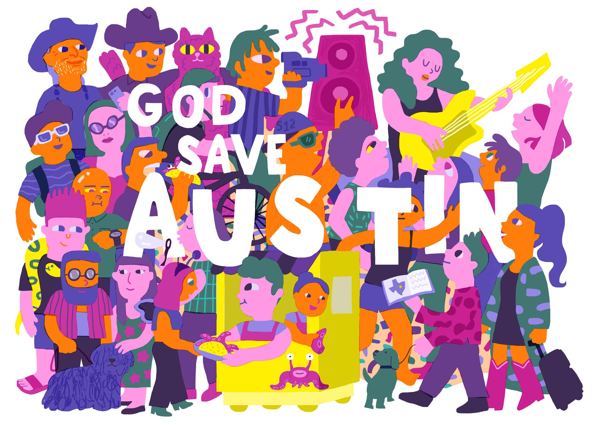 God Save Austin